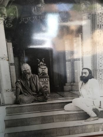 My Grandfather .......Chote shivaji Vaghaniya State ... King Of 1975 Rajwada First Eyeem Photo Royal King One Man Only