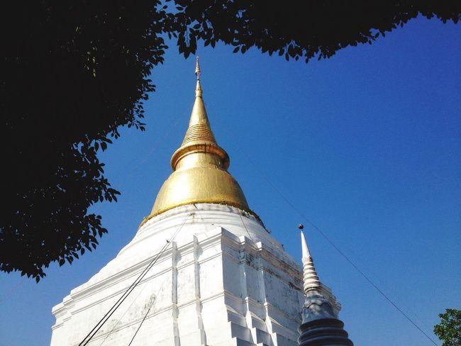 Temple Lampang North Thailand