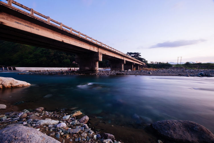 Bridge over troubled water Bridge Dupinga River Fujifilm_xseries Gabaldon Nueva Ecija Long Exposure Photography In Motion