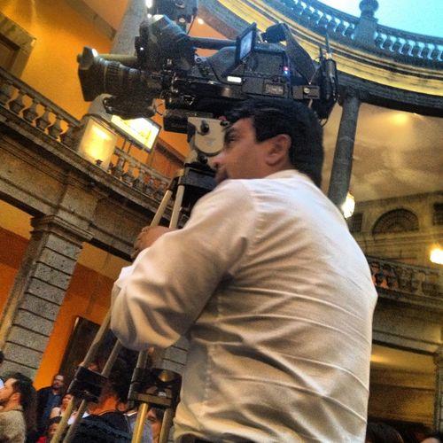 Camera man!!