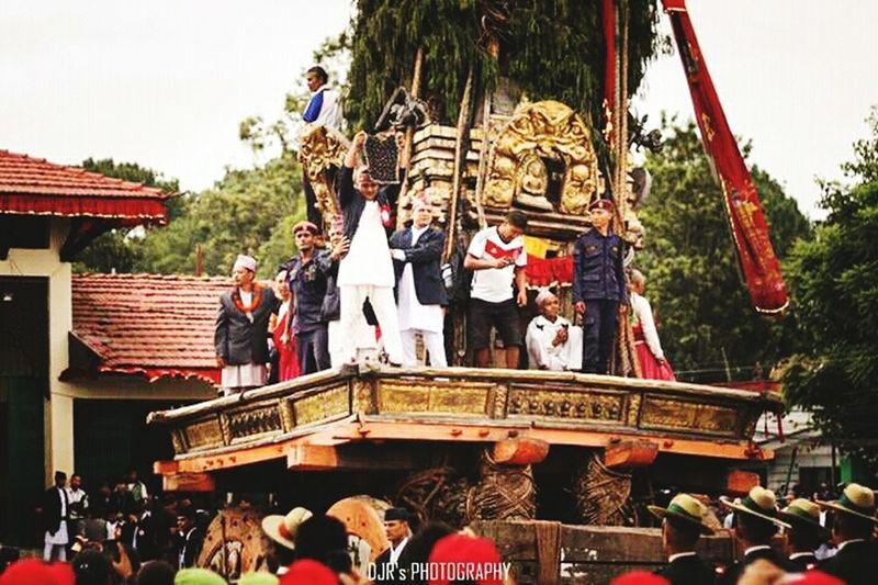 Hidden Gems  Nepali Festival Bhoto Jatra Enjoyed Alot 🙌🙌🙌🙌🙌🙌