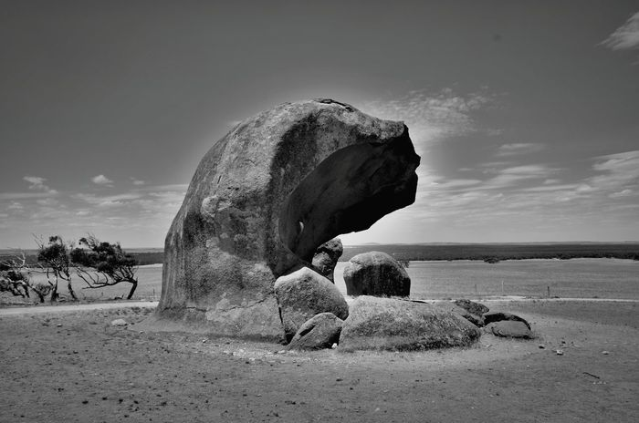 Murphys Haystacks Monoliths Australian Outback