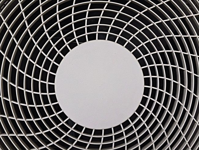 Geometry Air Conditioner Spiral Rho