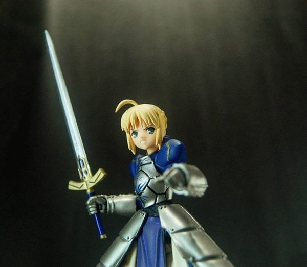 Hail the king of kings Saber FateStayNight Figma