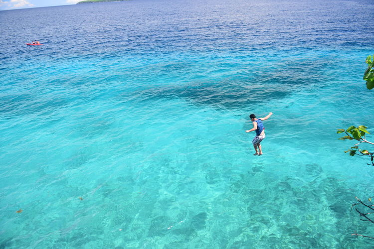 Lost In The Landscape Get lost in the deep blue abyss. Travel Destinations Beach Landscape NIKON D5300 SiquijorPH