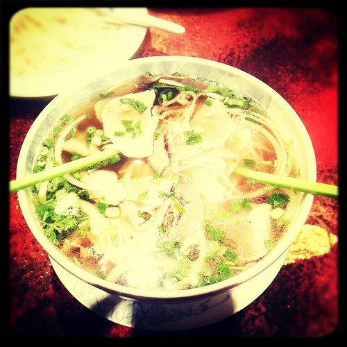 Pho! (: Asian Food