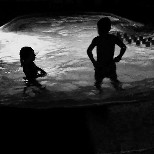 Baño nocturno Shootermag Mowo2013 Mowocostablanca Torrevieja2013