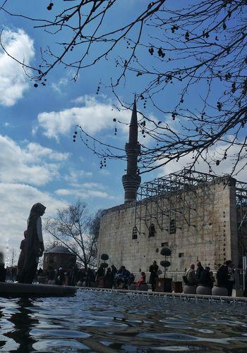 Ankara/turkey Hacibayramcami