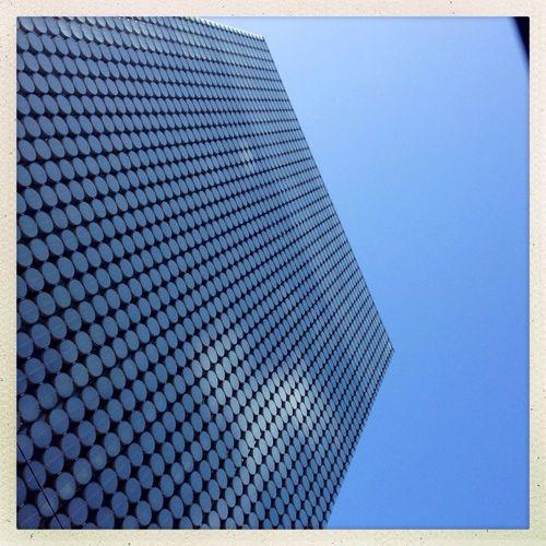 Looking up Enjoying Life Melbourne Streetart Urban Geometry