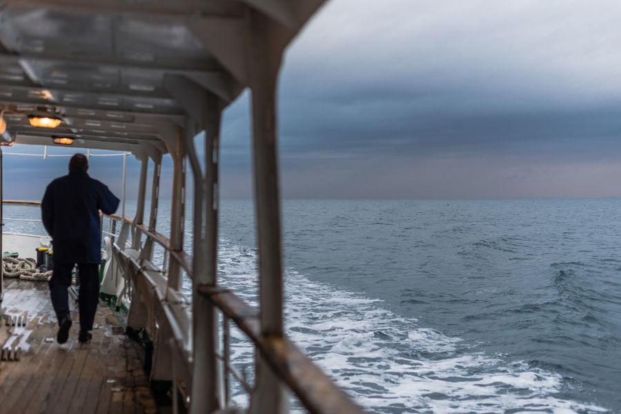 Cloud Cloud - Sky Croatia Horizon Over Water Mali Lošinj My Commute My Commute-2016 EyeEm Photography Awards Rippled Sea Sky Susak Water
