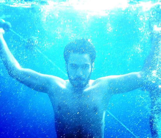 Hello World That's Me Hi! Enjoying Life Me! Dahab Underwater RedSea Summer