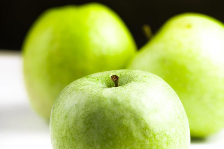 Green big apple Apple BIG Copy Space Eco Green Backgrounds Blackandwhite Juicy Realistic Food Stories