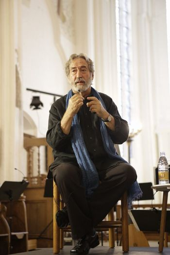 Jordi Savall First Eyeem Photo