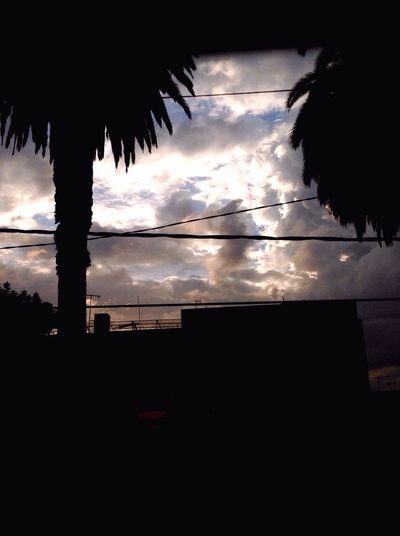 """Ciudad de México , D.F """"Me gustas mucho """".....💕👌 Cloud - Sky"""