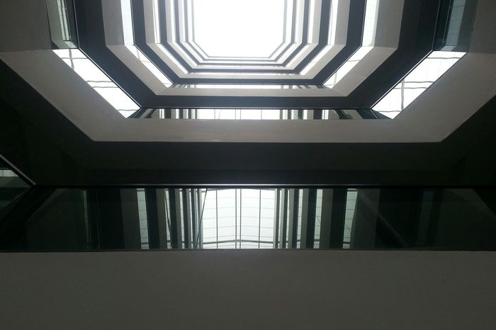 Pivotal Ideas Urban Geometry. Looking Up