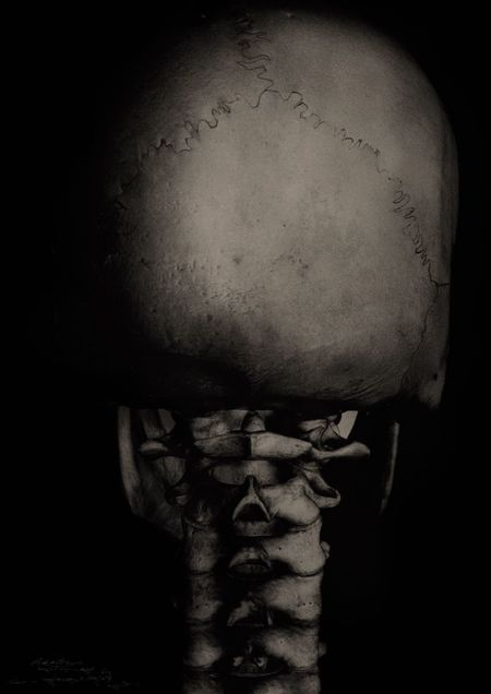 Skull Prints Blackandwhite Skull Surrealism Medical Editorial  Skull Skulls Gettyimages Getty Images Illustration
