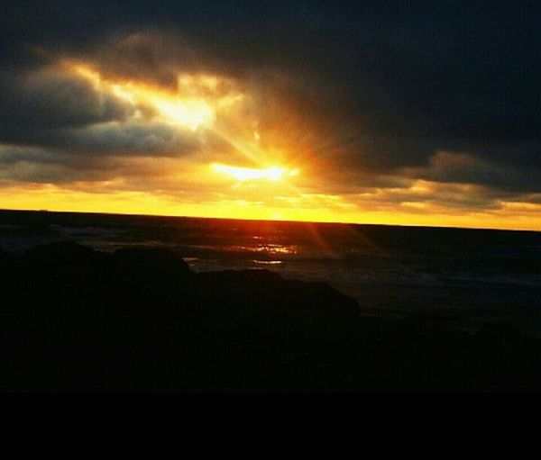 Sandiego Beachphotography Sunset Gorgeous Photography Enjoying The View Latepost Missionbeach