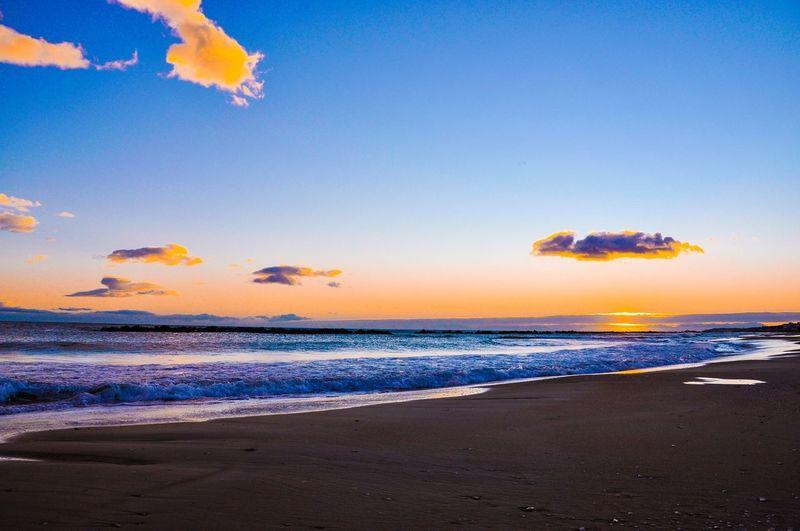 Sunrise Sea Sea And Sky Seascape Sunrise Sunrise_Collection Sunrise Silhouette Silhouette