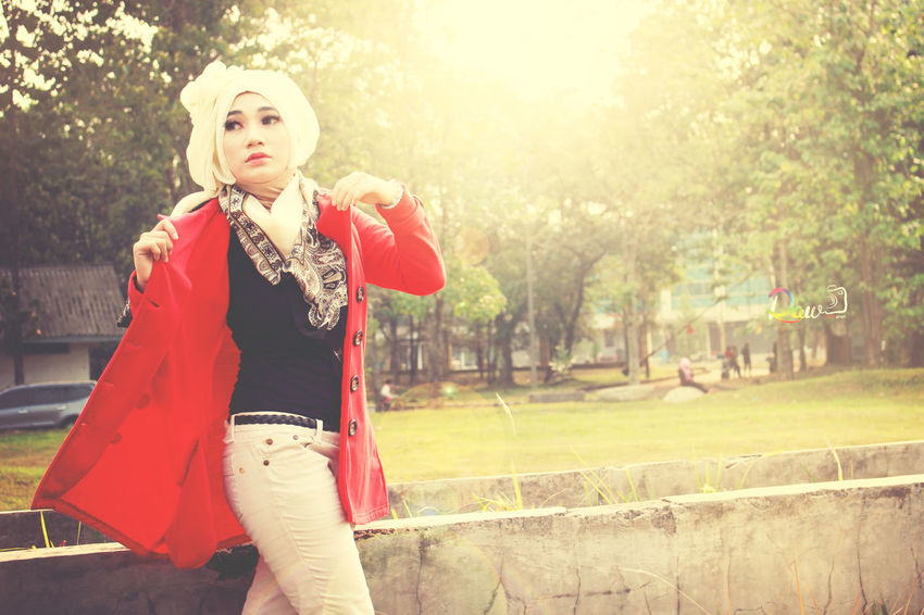 Enjoying Life Hijab Fashion Models