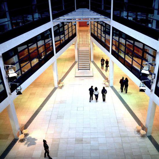 Forum GERMANY🇩🇪DEUTSCHERLAND@ Germany Berliner Ansichten Berlin Architecture Kreuzberg Berlin Photography Willybrandthaus Hall Forum Treppe Treppenhaus Stairs Staircase Stairway