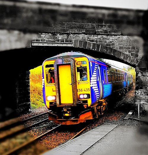 Showcase: January Taking Photos Check This Out Taking Pictures Taking Photos Travel Train Traveling Trains Train Station Trainstation Train Tracks Trainphotography Train_nerds Trains & Railroad Train Ride Travel Photography Trains_worldwide Trainportal Trainspotting Colour Splash Sanquhar Scotland Waiting For A Train Trains_r_the_best