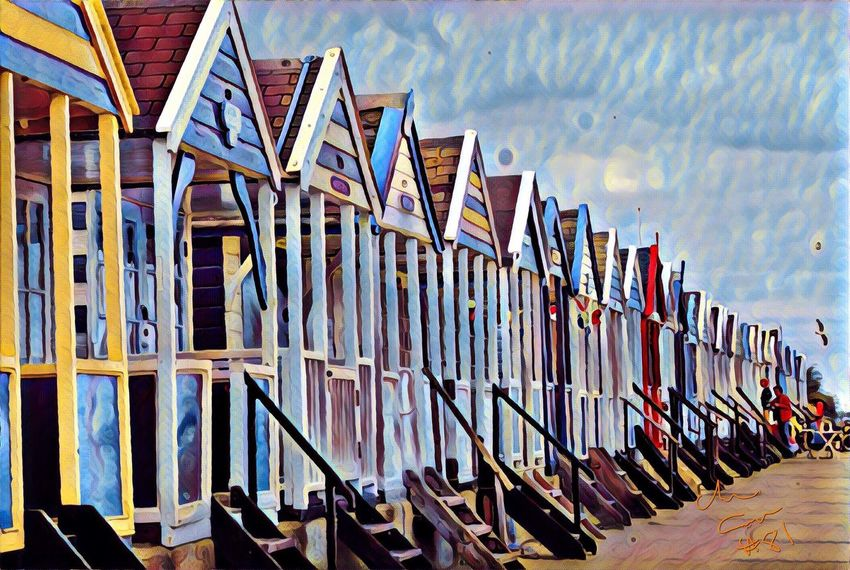Http://c-m-m-cphotography.weebly.com Southwold Boardwalk Southwold Seafront Beach Huts