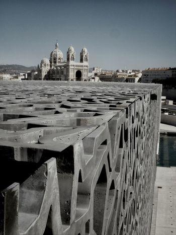 Marseille :: MUCEM And Fort St-Jean, Marseille ::