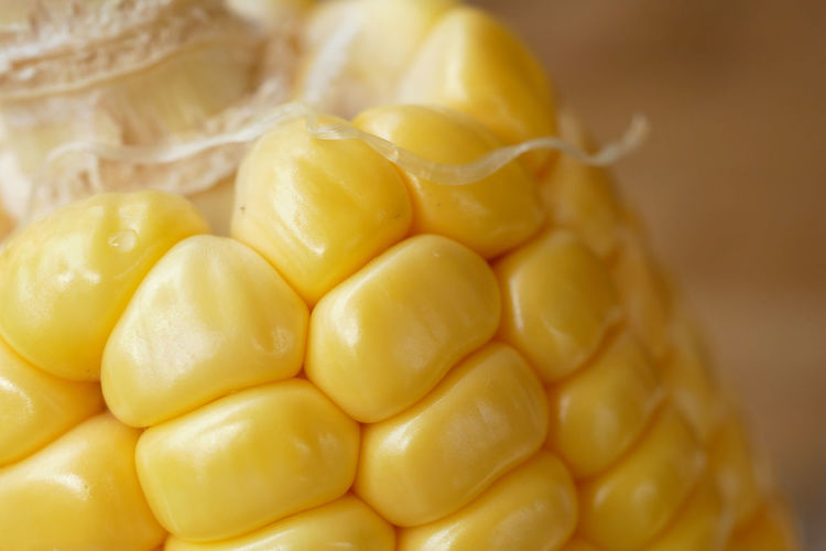 Close-up Corn Corn On The Cob Food Freshness Healthy Eating Large Group Of Objects Raw Food Vegetable Yellow