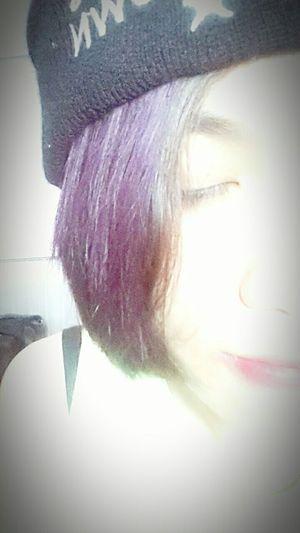 Newhair Shorthair Purple Benie