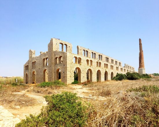 Architecture History Built Structure Building Exterior Day Clear Sky Old Ruin Ancient No People Travel Destinations Outdoors Ancient Civilization Sky