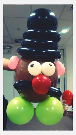 Patata Globos Baloons