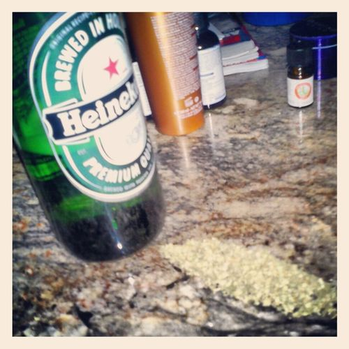 Beer And Weed