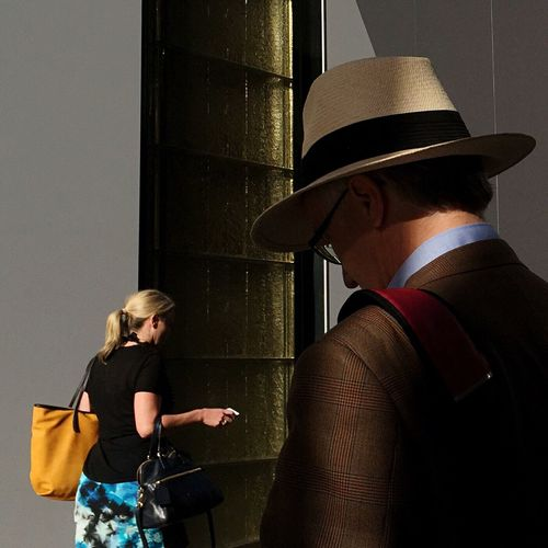 Change Your Perspective | Streetphotography My Daily Commute