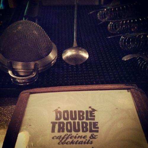 Double Trouble Cocktails Houston Bar