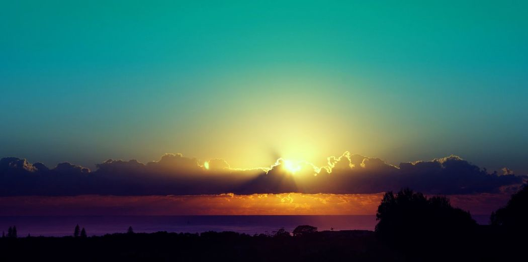 New Brighton Sunrise