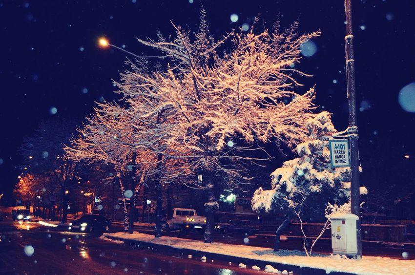 Kar yağarsa... ;-)