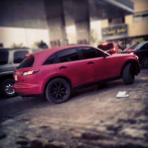 سيارة انفنتي اف اكس لون زهري الريان الرياض المملكة العربية السعودية فيسبوك فليكر تويتر Car Infiniti FX Color Pink Rayyan Riyadh Saudi Arabia Facebook Flickr Twitter x3abrr