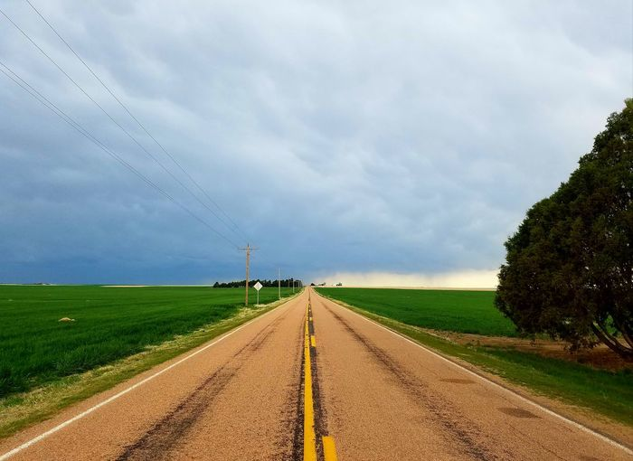 Beauty In Nature Storm Approaching Colorado Photography Landscape Tranquility From My Point Of View