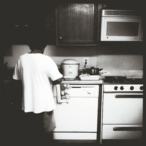 Mum ❤ Masterchief Hells Kitchen