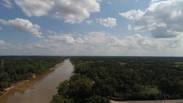 River View River River Landscape Riverscape