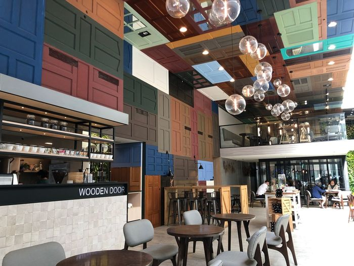 台中木門咖啡 Cafe