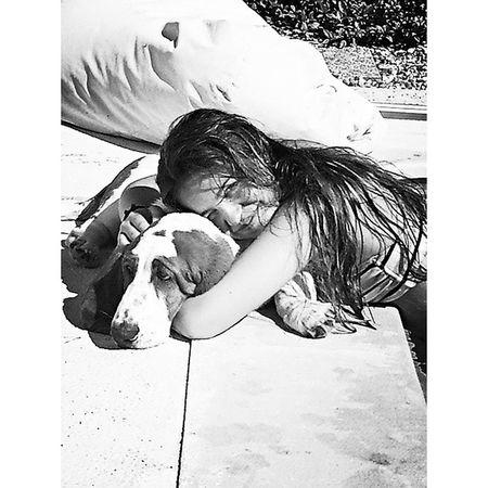 Me and the crazy dog Jimmy Crazydog Dog House mylove greatday sunday