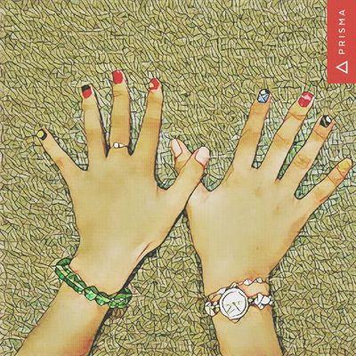 My hand 👍👍 Prismacolor