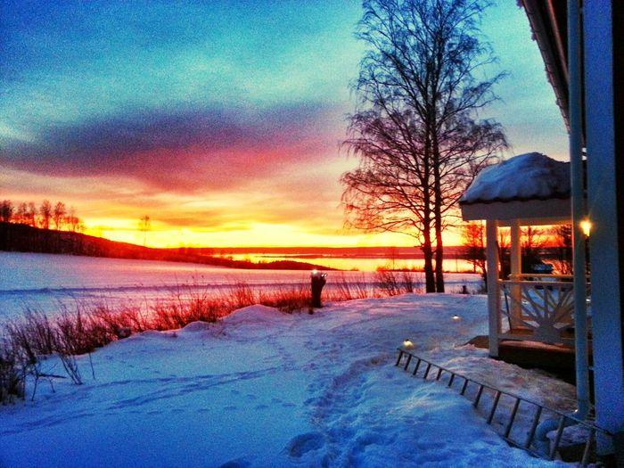 Art Sunset Sweden