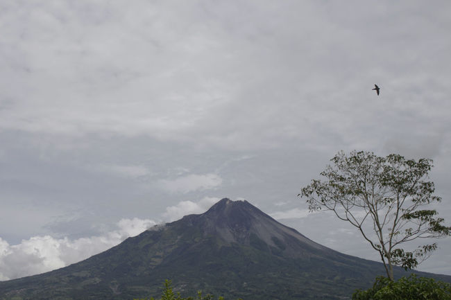 Cloudy INDONESIA Indonesia_photography Merapi Merapi Yogyakarta Merapimountain Mountain Mountain View Nature Nature Photography