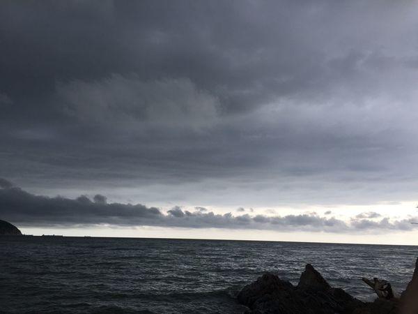 Mar oscuro First Eyeem Photo