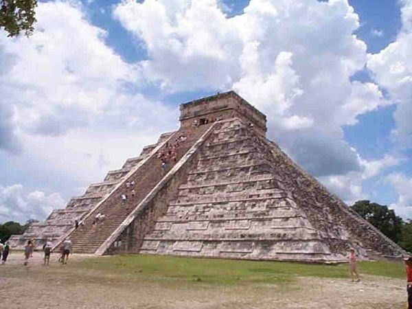 RePicture Travel Chichenitza Mexico Pyramid Travel
