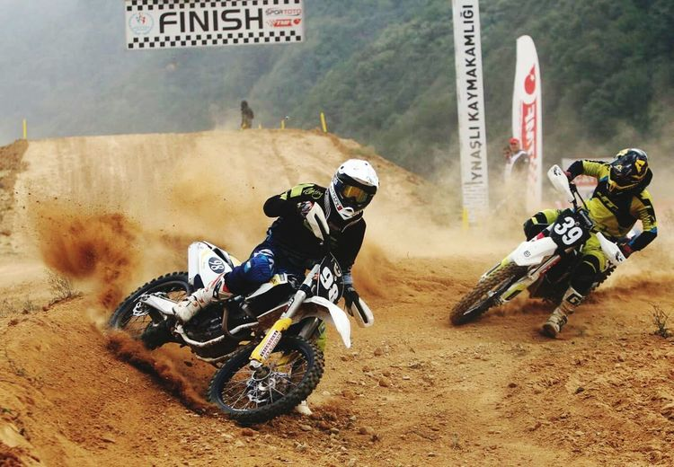 Motorsport Motocross