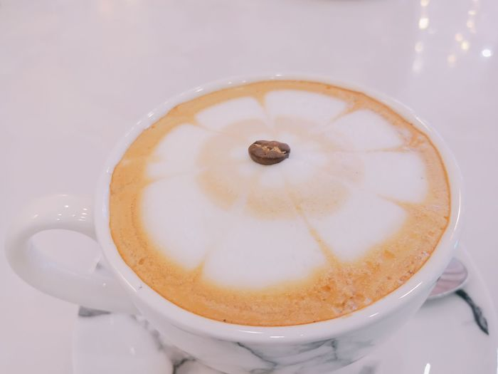 Hot Latte Mocha