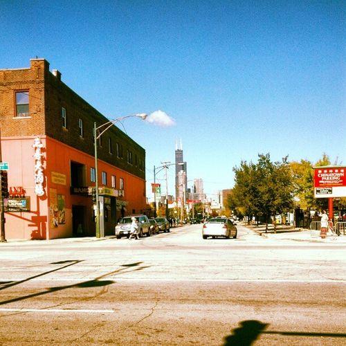 Willistower from Chinatown Chicago